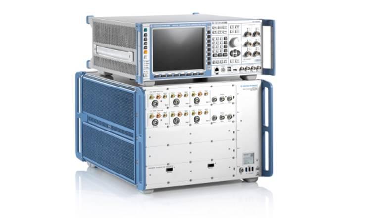 罗德与施瓦茨使用高通骁龙X50 5G调制解调器演示3GPP 5G的测试能力