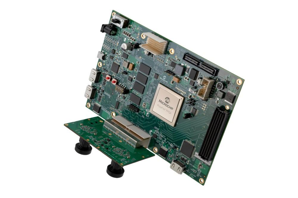 Microchip推出基于PolarFire™ FPGA的解决方案,可实现功耗最低,体积最小的4K视频和图像应用