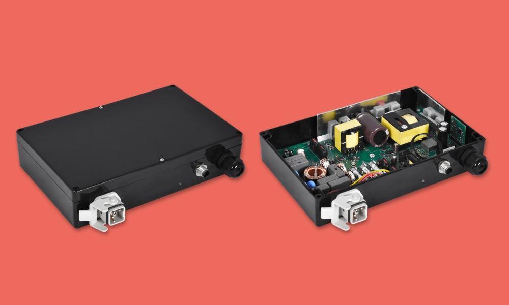 Powerbox 推出了电子商业用途高速传送带的电源产品