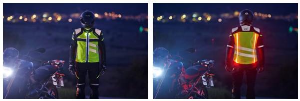 不只是闪耀:欧司朗LED照明模块提升摩托车手夜间行车安全