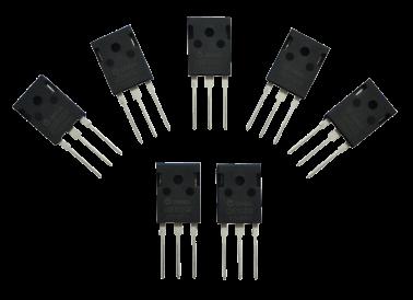 满足新能源汽车应用的SiC MOSFET系列产品