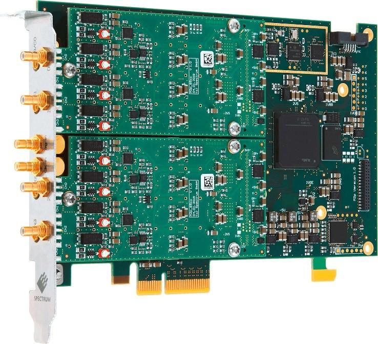 Spectrum仪器推出下一代16位任意波形发生器