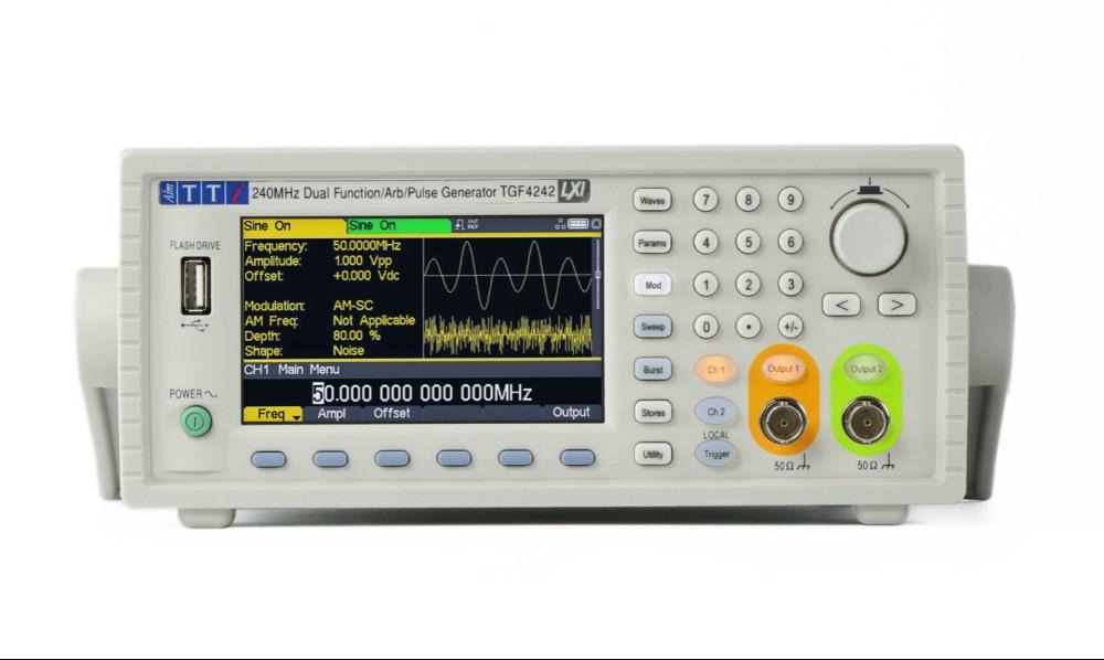 e络盟供应Aim-TTi TGF4000 系列, 提供卓越性能和出色性价比