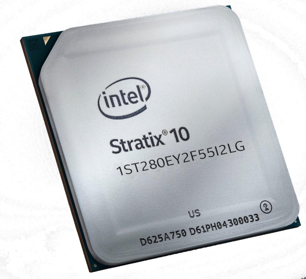 英特尔宣布首款 58Gbps FPGA 收发器开始批量生产,支持 400G 以太网部署