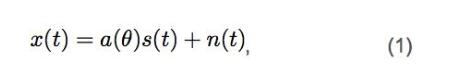 用于实时定位的蓝牙角度估算技术