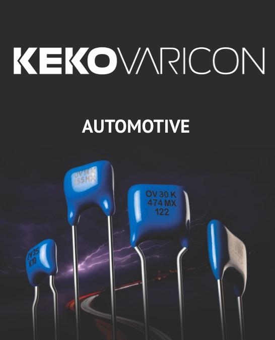 电路保护产品专业厂商KEKO Varicon 亮相2019慕尼黑上海电子展