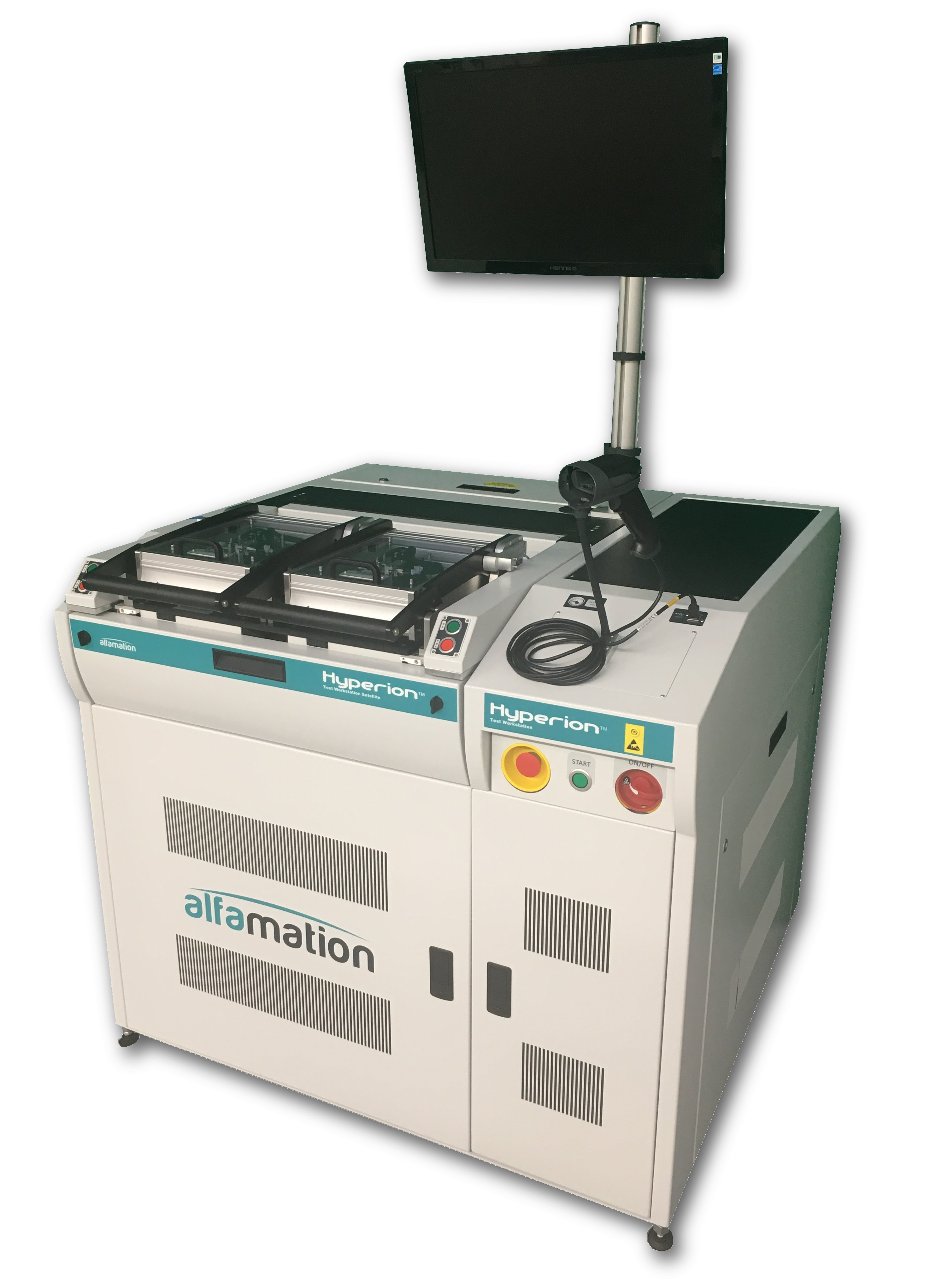 Alfamation获得电池管理系统功能测试仪1级订单