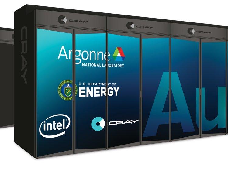 美国第一台百亿兆级超级计算机Aurora将于2021年投用