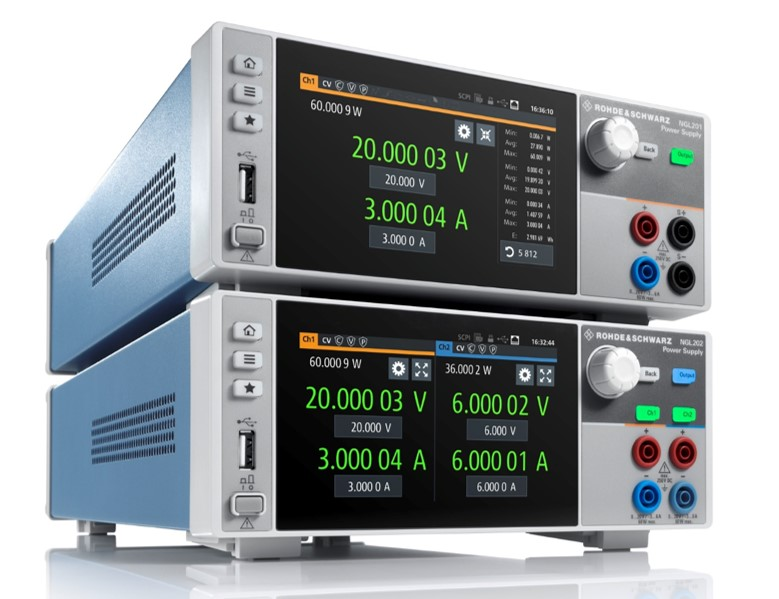 e络盟现供货Rohde & Schwarz R&S? NGL200系列电源