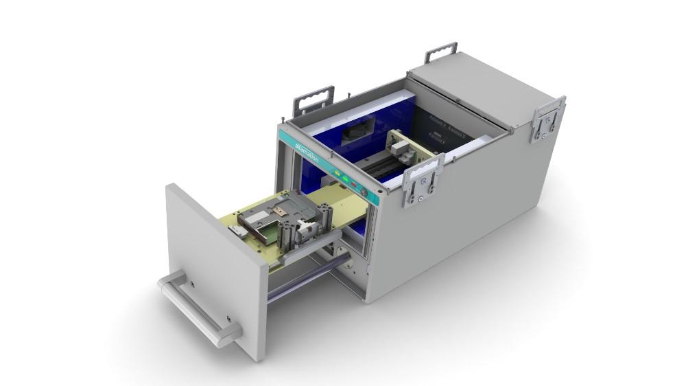 ALFAMATION推出用于消费和汽车应用的紧凑型射频无线测试室