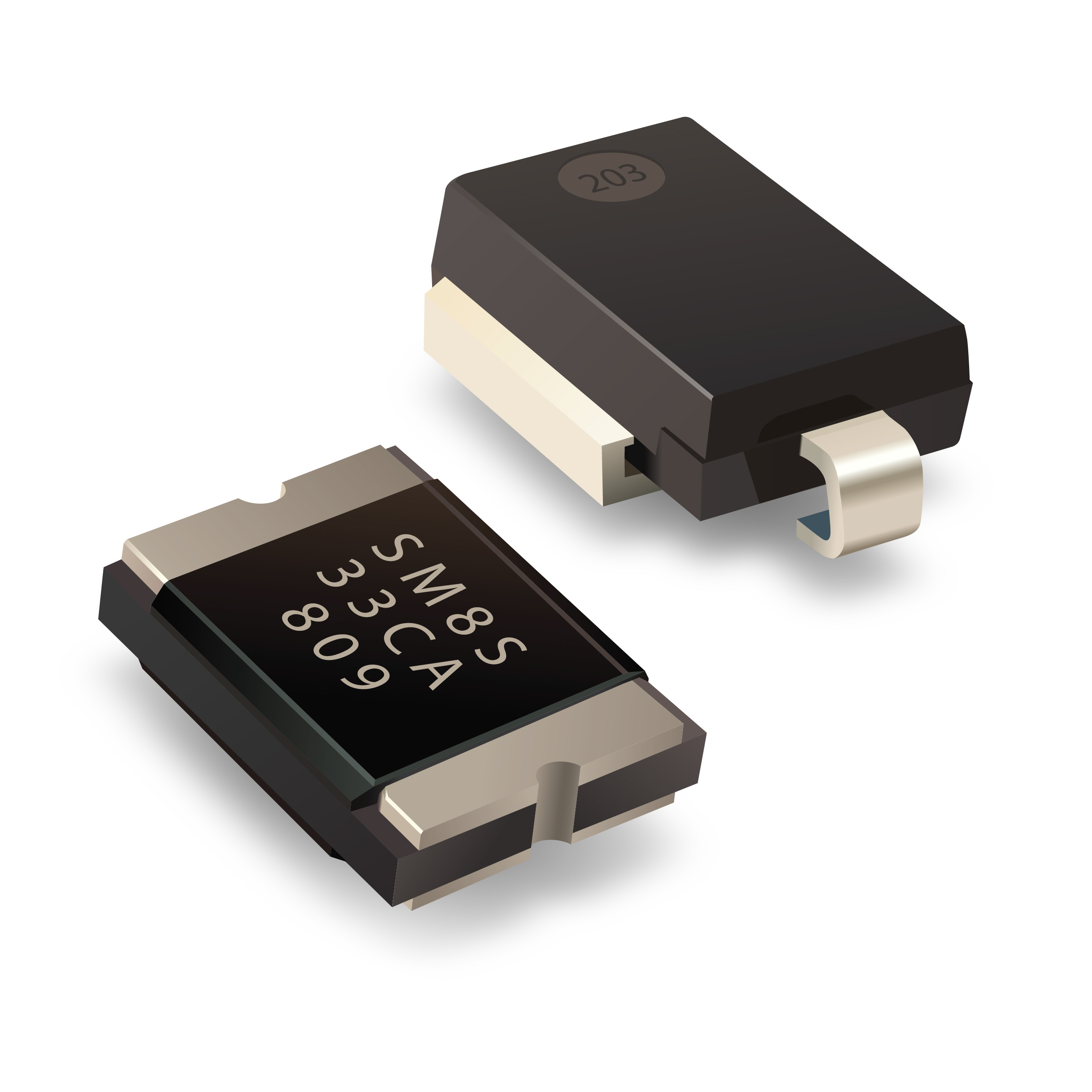 Bourns推出新型符合AEC-Q101规范的TVS二极管产品