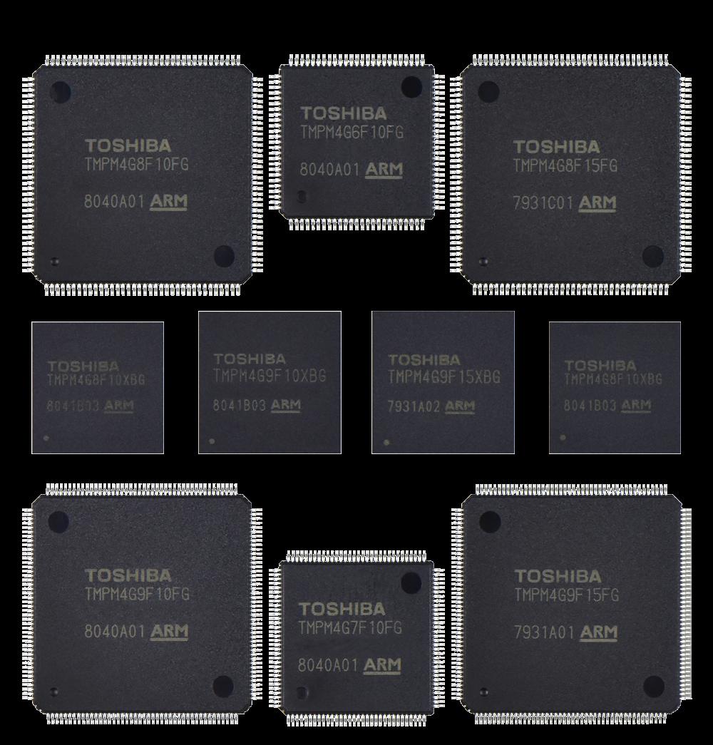 东芝推出基于Arm® Cortex®-M4的新款微控制器,内置计时器和通信通道,可实现高速数据处理