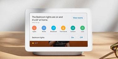 拆解报告:Google Home Hub智能音箱