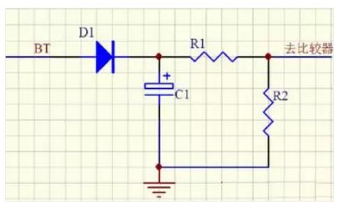 锂电池充电保护电路