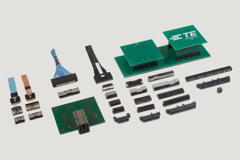 TE Connectivity推出符合SFF-TA-1002规范的Sliver卡缘连接器