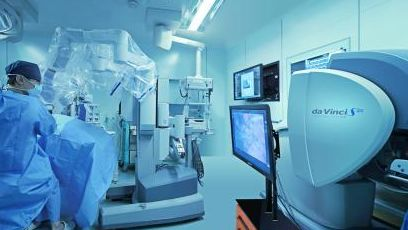 中國醫學專家致力研發國產醫學機器人