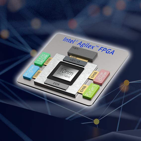 英特尔借助全新10纳米英特尔® Agilex™ FPGA家族,推动打造以数据为中心的世界