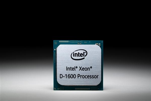 Intel發布至強D-1600:14nm八核僅45W 還有雙核