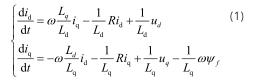 基于高阶滑模观测器的磁链?#38382;?#26816;测方法
