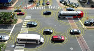 各方技术推进 加速C-V2X车联网发展