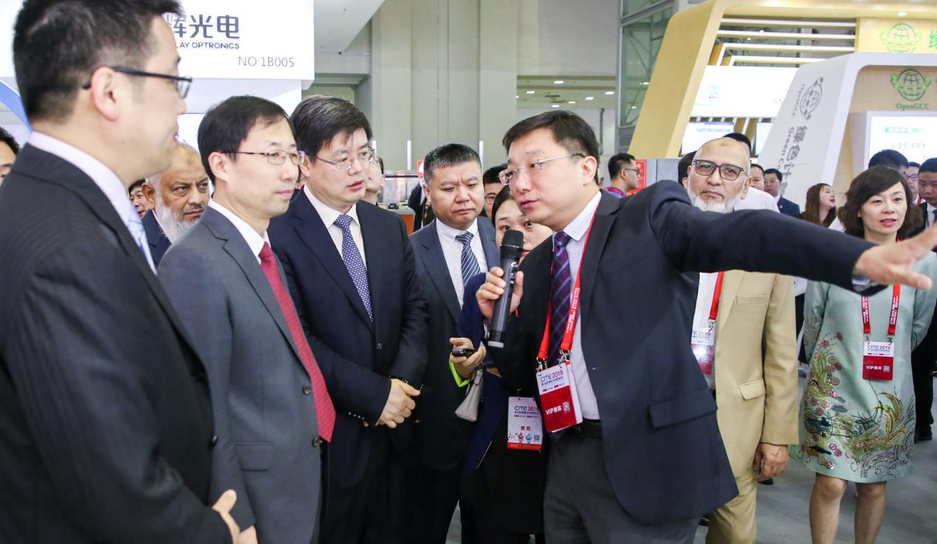 曙光先進計算亮相深圳CITE 助推區域數字經濟發展