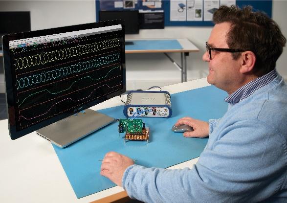 英国比克科技(Pico Technology)推出新概念示波器SXRTO——新一代采样器扩展实时&高速采样示波器