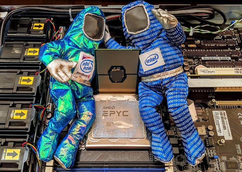 單路回擊AMD!Intel謀劃至強金牌U系列 最多24核心