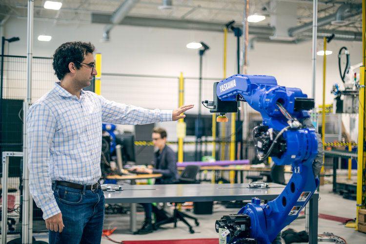 3D傳感器:機器人安全的新方法和新應用
