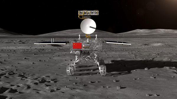 汽车厂商有新梦想:如何让宇航员在月球上飞奔