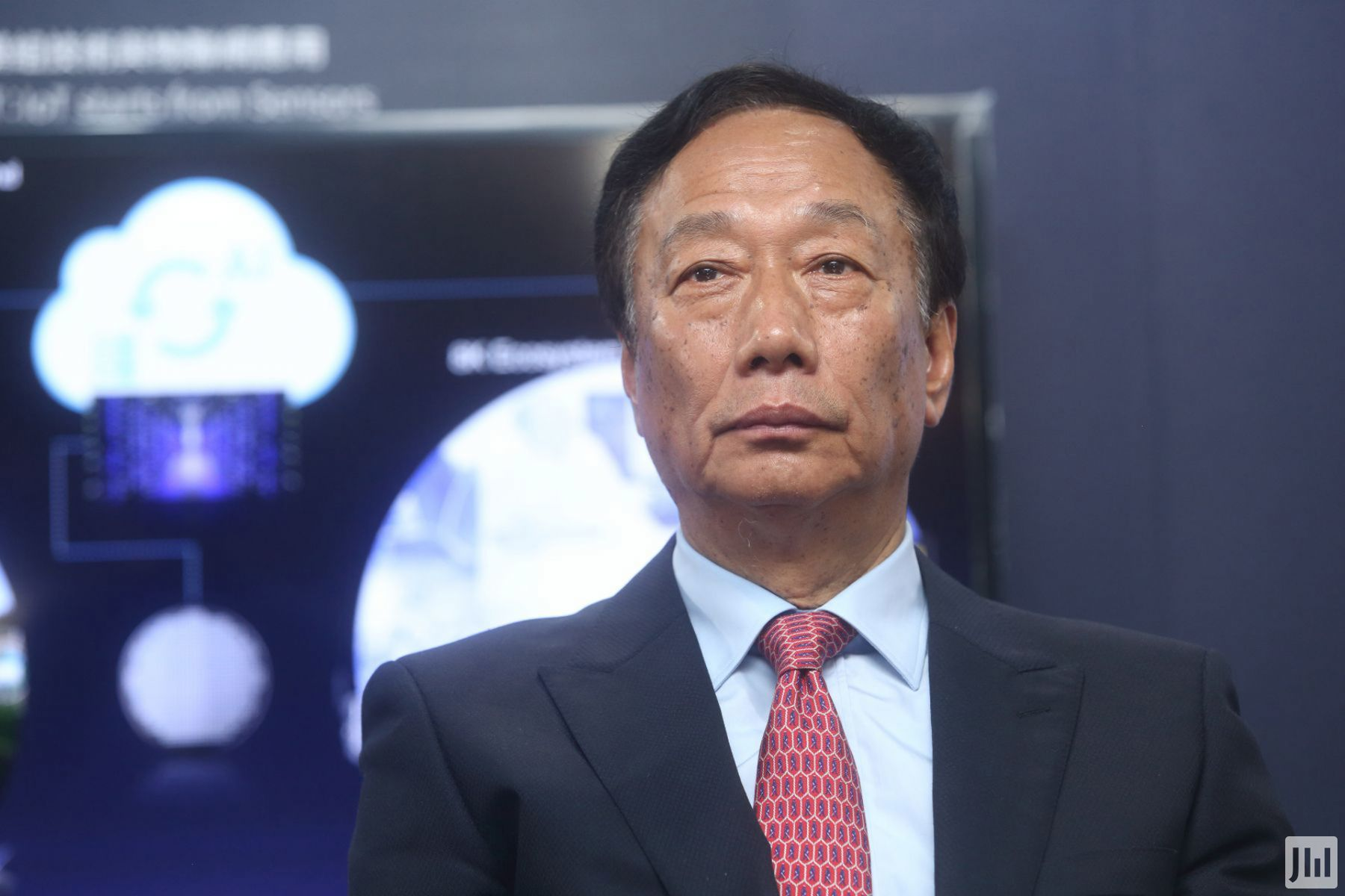 郭台铭宣布参加国民党党内初选 是否影响鸿海运营?
