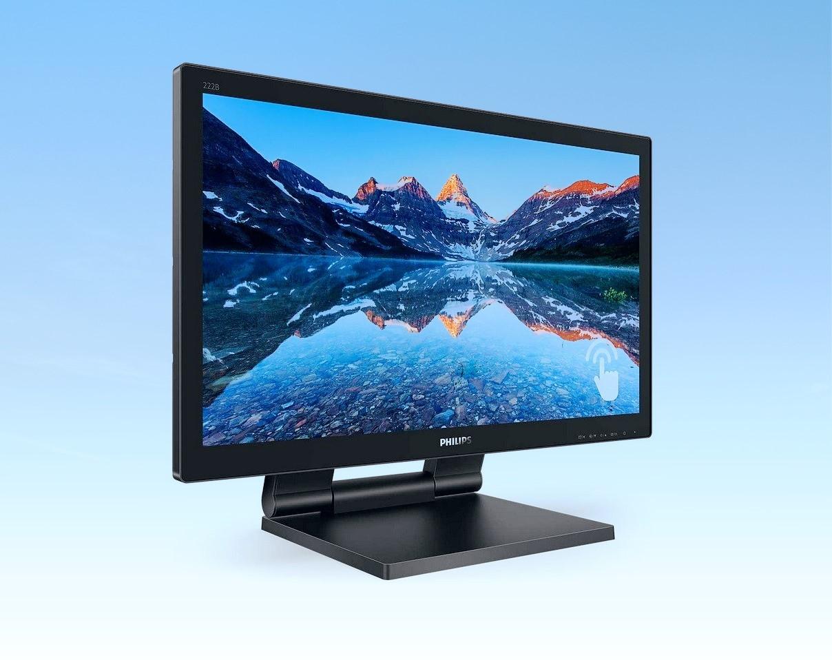 飞利浦推出全新10点触控显示器:支持IP54防尘f防水
