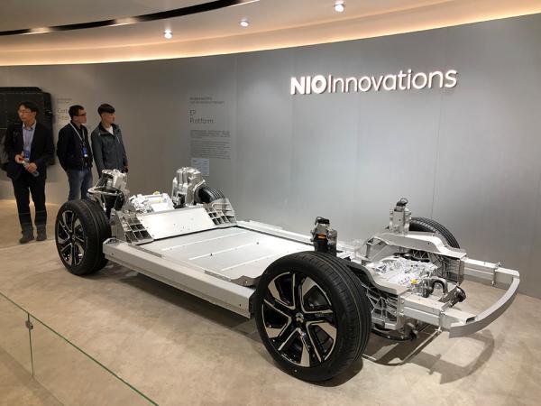 蔚来汽车:电池成本问题是整个电动车行业的瓶颈