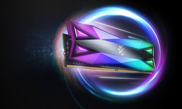 威剛發布XPG Spectrix D60G DDR4內存:9497平方毫米RGB面積