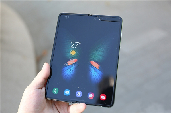 三星折叠屏手机中国区发布会临时取消