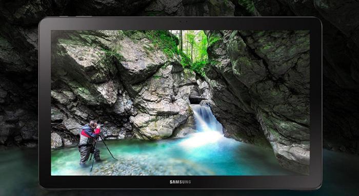 三星第二大平板Galaxy View 2曝光:17.5英寸屏幕,中端配置