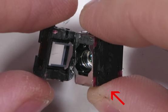 潜望式设计实现手机摄像头5倍光学变焦