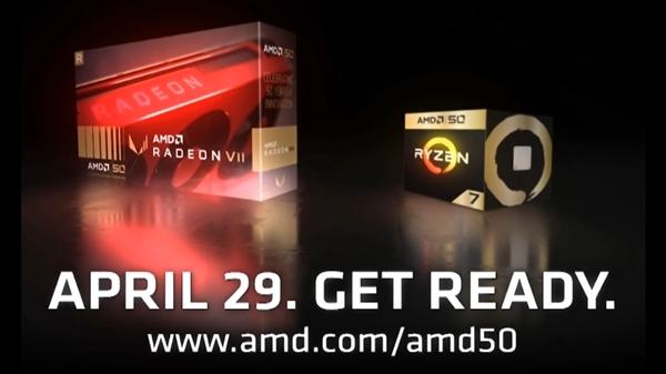AMD 50周年信仰之作:激情四射红