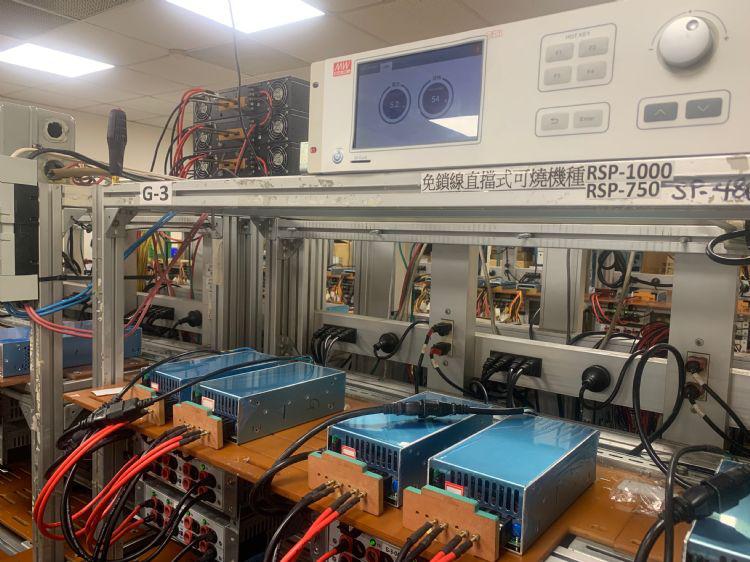 用电智能化 明纬回收80%工厂用电循环再利用