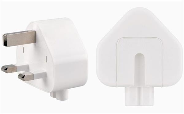 苹果在中国香港等地召回插头适配器:或致用户被电击
