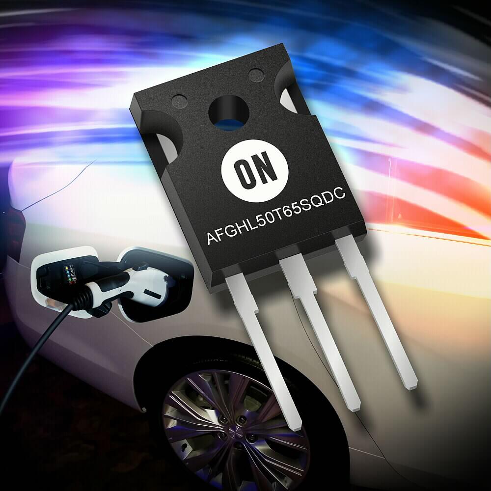安森美半导体基于SiC的混合IGBT 和隔离型大电流IGBT门极驱动器将在?#20998;轕CIM 2019推出