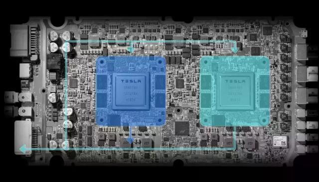 特斯拉自动驾驶芯片终于发布!马斯克:全球最强秒杀同行