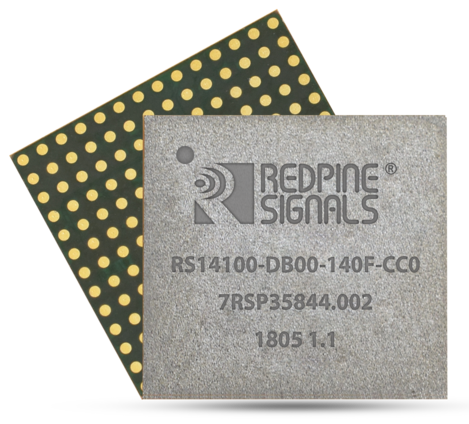 儒卓力提供Redpine Signals超低功耗无线MCU