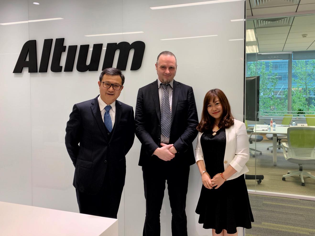 国内PCB设计业发展快,Altium北京分公司开业