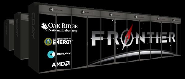 官宣!AMD将负责打造世界最强超级计算机Frontier:每秒150亿亿次
