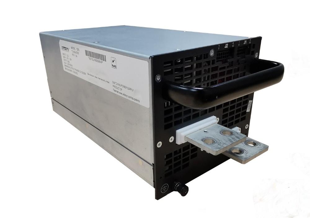 雅特生科技全新推出可支持iHP数字可配置大功率电源系统的12kW电源模块能以一敌四取代4个独立式模块并可大幅降低所需成本