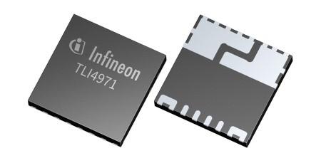 英飞凌XENSIV™ TLI4971:面向工业应用的全新电流传感器