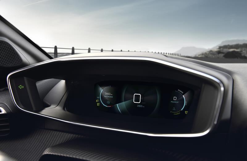 伟世通在全新标致208上推出行业首款3D仪表盘
