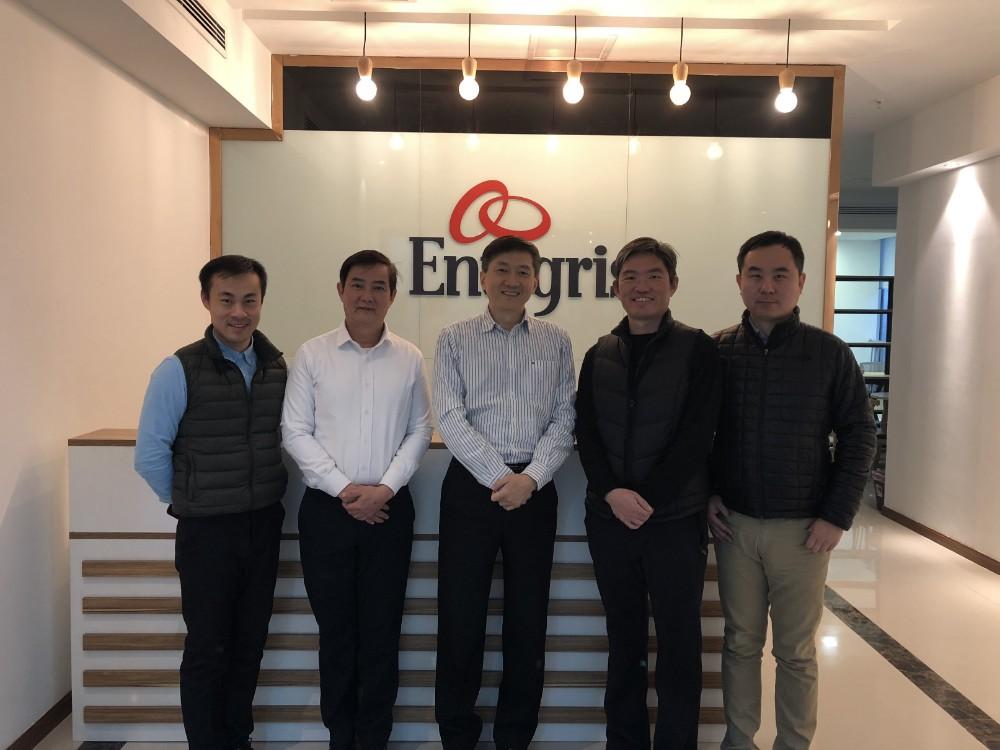 ENTEGRIS 在武汉开设办事处,扩大在华业务版图