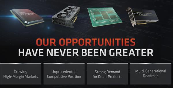 我有7nm我驕傲 AMD對擴大CPU、顯卡份額充滿信心
