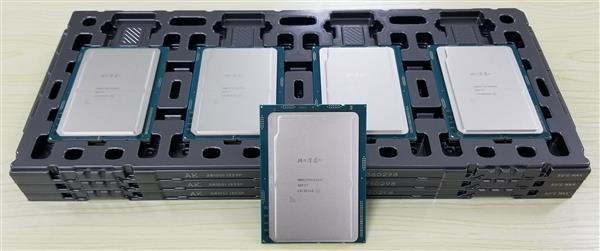 又一国产X86处理器可大规模上市:Intel至强核心 安全监测管控
